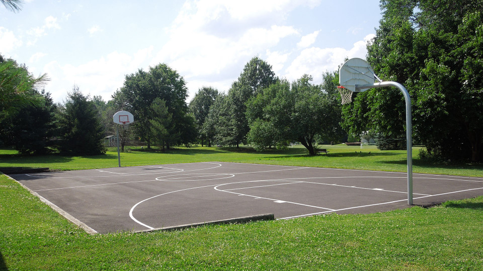 Sycamore Creek Park Basketball Court 2