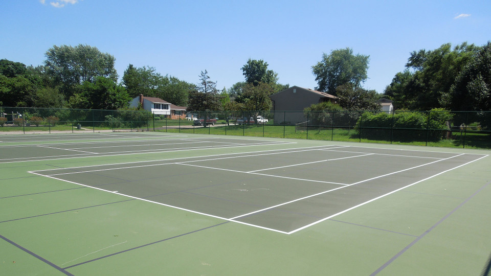 Pickleball Courts 1